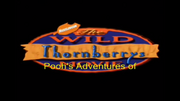 Pooh's adventures of the wild thornberries movie titile crad