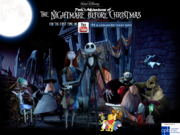 Pooh's Adventures of the Nightmare Before Christmas alternate poster