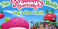 Pooh and Weekenders Adventures of The Strawberry Shortcake Movie Sky's the Limit