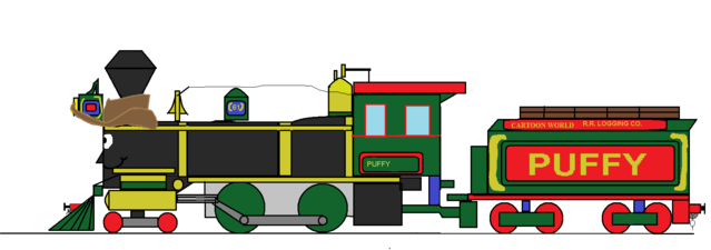 File:Puffy Logging Loco (Wearing his stetson).png