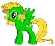 Fuu Hououji pony