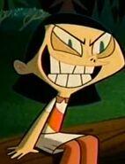 Gwen's Evil Grin