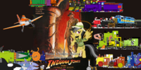 Thomas and Twilight Sparkle's Adventures with Indiana Jones and the Temple of Doom