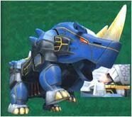 Rhino Zord