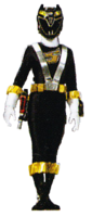 RPM Black Ranger (Female)