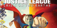 Weekenders Adventures of Justice League: Crisis on Two Earths