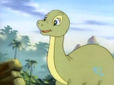 Dink the Little Dinosaur