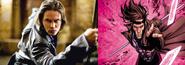 Gambit, Wolverine and X-Men