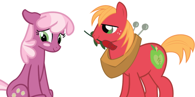 File:Big McIntosh and Cheerilee.png