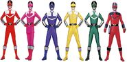 Time Force Rangers 2