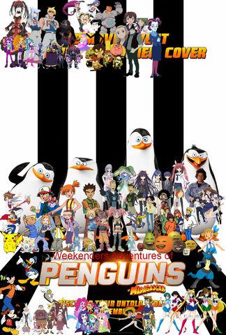 File:Weekenders Adventures of Penguins of Madagascar.jpg