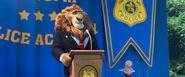 Mayor Lionheart Speech
