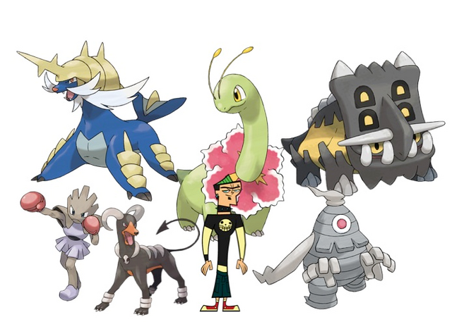 File:Duncan and his Pokemon.png