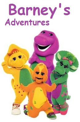 File:Barney's Adventures poster.jpg