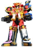 Ninja Steel Megazord