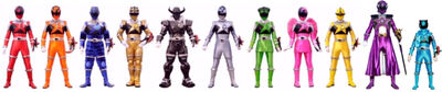 Techno Force Rangers