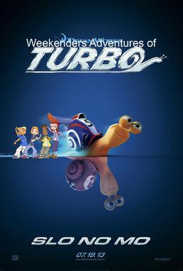 Weekenders Adventures of Turbo
