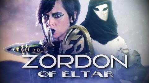 ZORDON OF ELTAR Power Rangers Reboot Prequel Fan Film