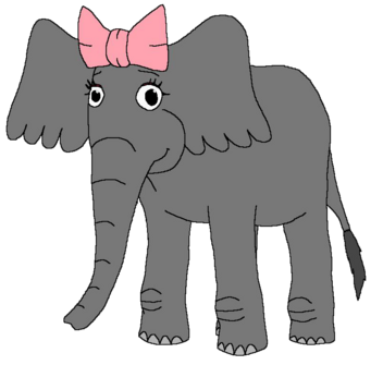 Kimmy the Elephant