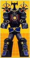 Samurai Thunder Megazord