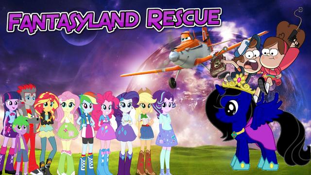 File:Fantasyland Rescue Remake Poster.png