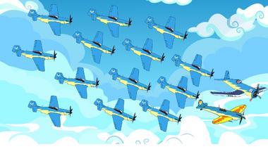 Wonderbolt Aircraft Squadron II