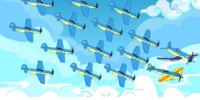 The Wonderbolts Aircraft Squadron