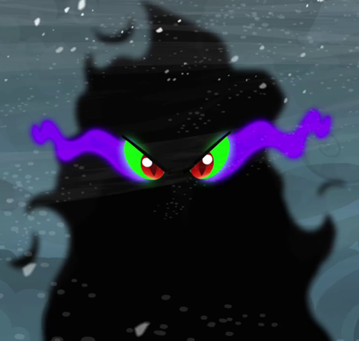 File:King Sombra in his shadow form.png
