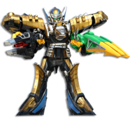 Ptera Charge Megazord Para Raptor Formation