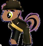 Mr. Percival pony