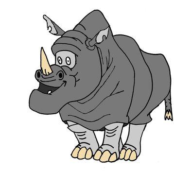 Rocky the Rhino