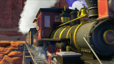 Locomotive 95