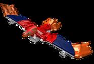 Fire Eagle Ninja Zord
