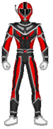 Sol Red Ranger