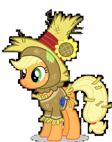 File:Applejack's Nightmare Moon night costume from Luna Eclipse.png