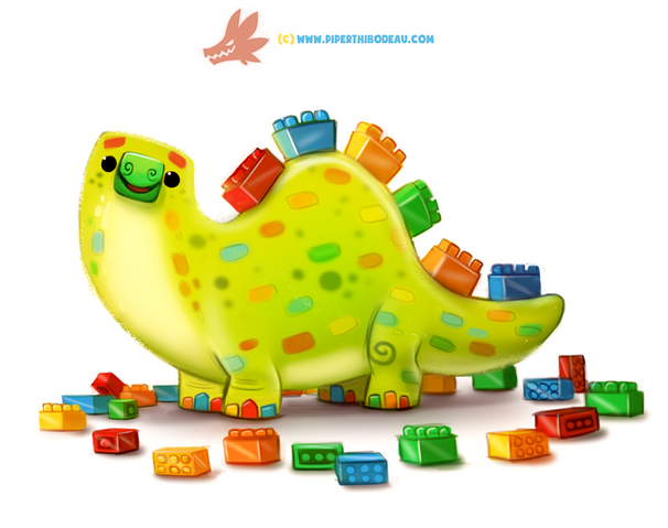 File:Daily paint 1282 legosaurus by cryptid creations-da3xbtg.png