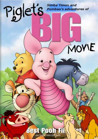 File:Simba Timon and Pumbaa's adventures of Piglet's Big Movie Poster.jpg
