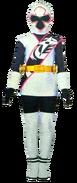 Ninja Force White Ranger