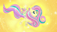 Fluttershy rainbowfied