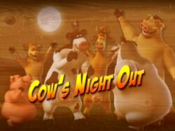 Cow's Night Out