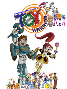 Weekenders Adventures of The Toy Warrior (redo)
