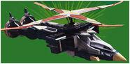 Samurai Star Chopper