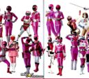 Pink Rangers