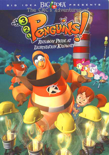 The CMC' Adventures of 3 2 1 Peguins! RPALK