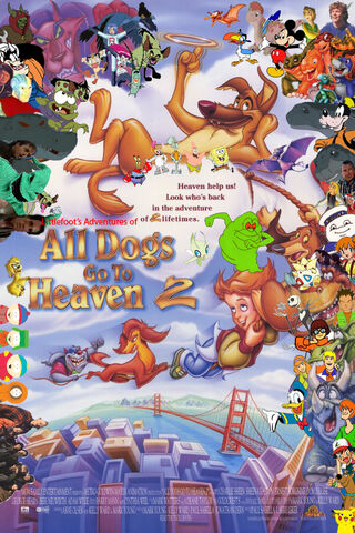 File:Littlefoot's Adventures of All Dogs Go to Heaven 2 Poster.jpg