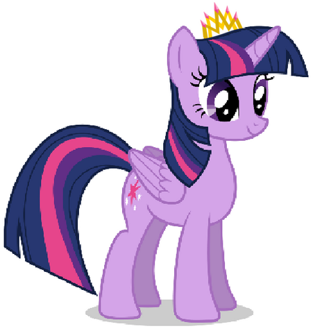 File:Princess Twilight Sparkle with her Crown.png