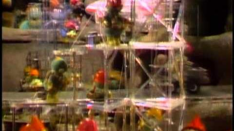 Theodore Tugboat Visits Fraggle Rock intro