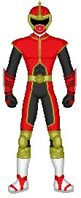 Passionate Harmony Force Ranger