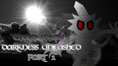 5. Chaos Emerl's Darkness Unleashed Part 1 Poster