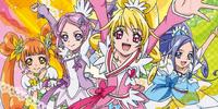 Doki Doki Pretty Cure Girls